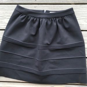 Madewell elegant mini skirt